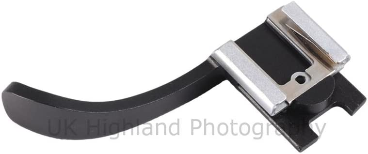 HITHUT Hand Grip Quick Release Metal Base Plate for Sony A7M2 A7II A7RII A7R2 with 1//4 Screw and Hex Wrench Black