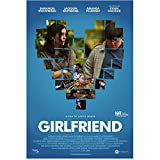 Girlfriend (2010) 8 inch x10 inch photograph Shannon Woodward & Evan Sneider in Woods Blue Background