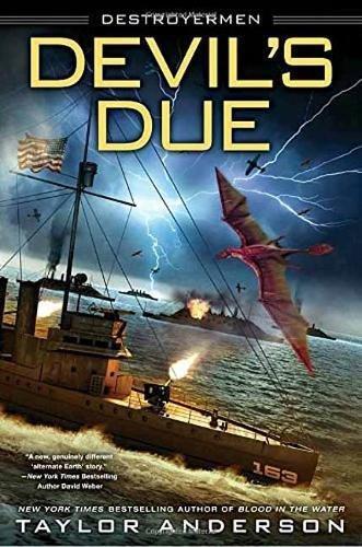 Vampire's Due (Destroyermen)