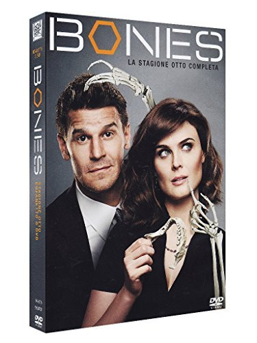 (Bones - Stagione 08 [6 DVDs] [IT Import])