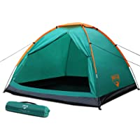 Bestway Backpacking Beach Camping Tents Pop-Up Waterproof Double Layer 3 Person Tent Outdoot Hiking