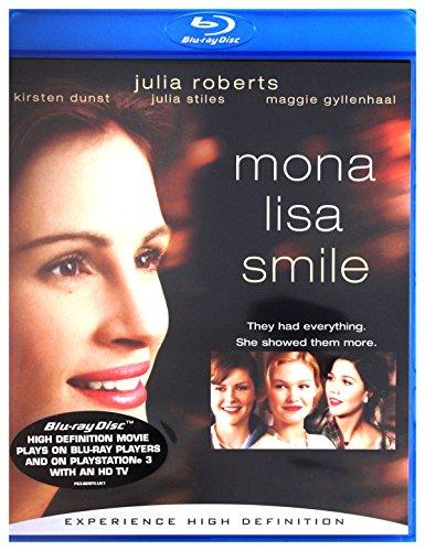 Mona Lisa Smile [Blu-Ray] [Region Free] (English audio. English subtitles)