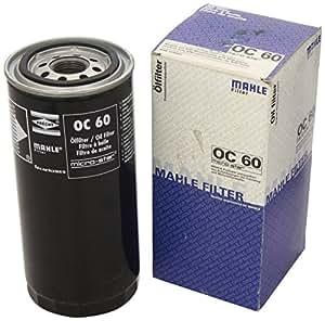 Knecht OC 60 Filtro de aceite
