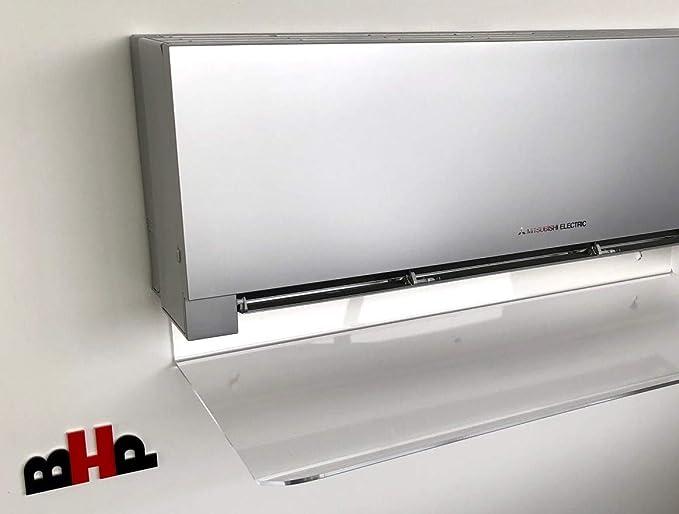 Deflector de aire acondicionado y Split de plexiglás, grosor 4 mm ...