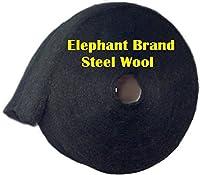 #00000 (5/0) PRO GRADE Extra Extra Fine Steel Wool, 5 lb Roll