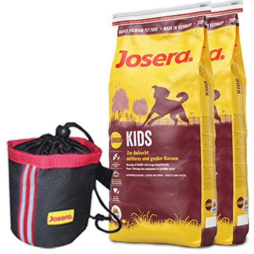 Josera 2 x 15 kg Kids Knuspiebag