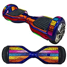 FBSport Board Hover Board Hover Skins Decal,Protective Vinyl Skin Stickers Wrap for 6.5 inches Self Balancing Board HoverScooter Leray Sogo Glyro Swagway X1 Decals Cover