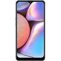 "Samsung Galaxy A10s (32GB, 2GB RAM) 6.2"" HD+ Infinity-V Display, 13MP+2MP Dual Rear Camera+8MP Front Facing Camera- 4G LTE Dual SIM GSM Factory Unlocked A107M/DS (Latin Specs M (Black, Dual SIM)"