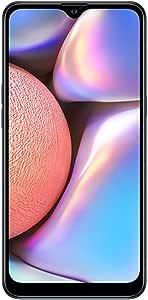 "Samsung Galaxy A10s with Fingerprint (32GB, 2GB RAM) 6.2"", Android 9.0, Dual SIM GSM Factory Unlocked A107M/DS - US + Global 4G LTE International Model (Black, 32GB + 64GB SD Bundle)"