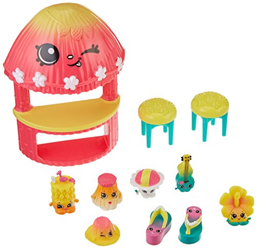 Shopkins S4 Tropical Fashion Pack Collection