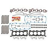 00-04 Ford E, F - Series 5.4 302CID V8 SOHC 16V Head Gasket Set Head Bolts
