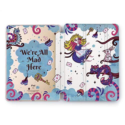 Wonder Wild Alice in Wonderland Hard Case iPad