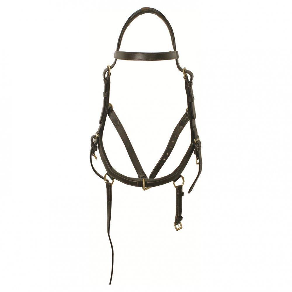 Horseware Rambo Micklem Multi - brown