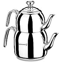 Korkmaz Droppa Çaydanlık Takımı