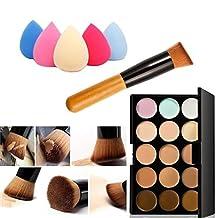15 Colors Professional Concealer Camouflage Makeup Palette Contour Face Contouring Kit