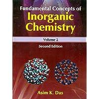 Fundamental Concepts of Inorganic Chemistry, Vol.2