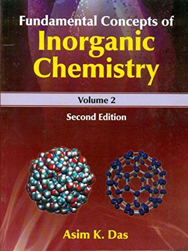 Fundamental Concepts of Inorganic Chemistry; Vol.2