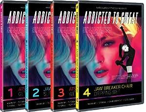Addicted To Sweat - The Complete Boxset (4 DVD's) [REINO UNIDO]