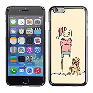 diy phone caseYOYO Slim PC / Aluminium Case Cover Armor Shell Portection //Christmas Holiday Funny Adventure Holiday 1213 //Apple Iphone 6 Plus 5.5diy phone case