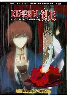 Kenshin, El Guerrero Samurai: La película (DVD): Amazon.es ...