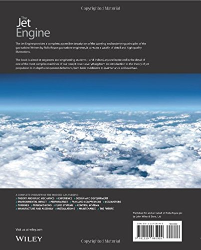 Rolls Royce The Jet Engine Ebook
