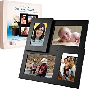 Pandigital 4-Standard Photo Collage Picture Frame