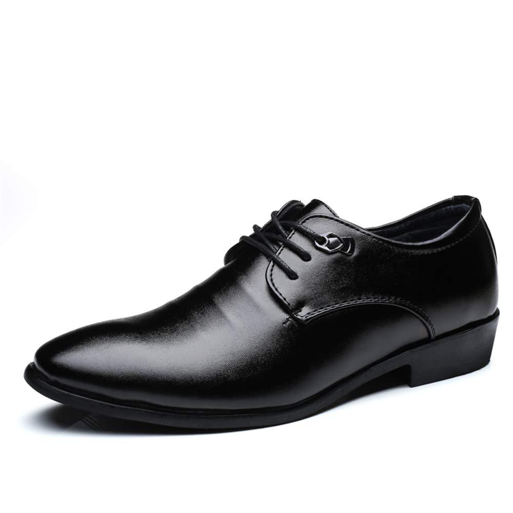 MXL Herrenmode Oxford Lässig Lässig Oxford Komfortable Klassische Reine Farbe Weiche Atmungsaktive Formale Schuhe Kleid Schuhe 486a3c