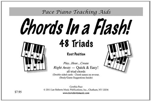 48 Triads for Piano Revised Edition ()