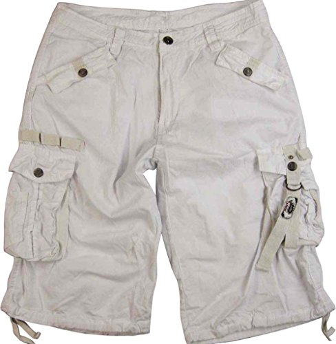 MENS MILITARY-STYLE CARGO SHORTS #1104s