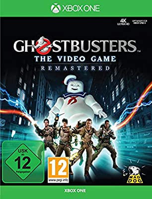 Ghostbusters The Video Game Remastered [Xbox One] [Importacion ...