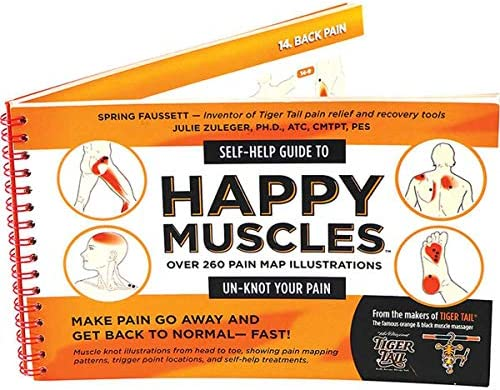 Happy Muscles Illustrations Makers Massager product image