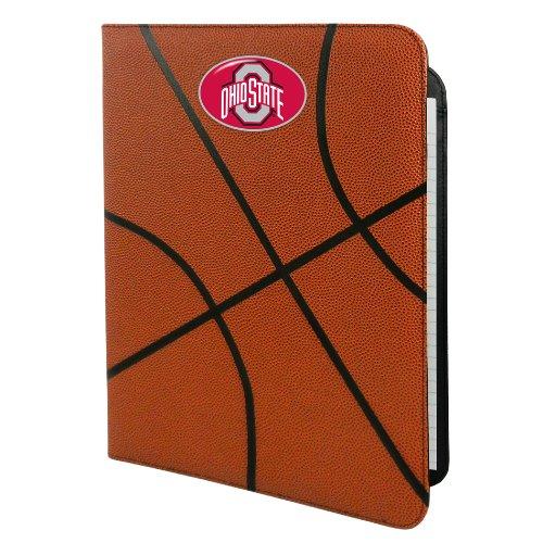 GameWear NCAA Ohio State Buckeyes Classic Basketball Portfolio, 8.5x11-Inch