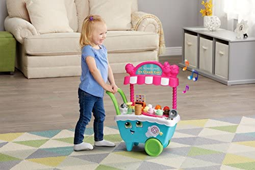 LeapFrog Scoop & Learn Ice Cream Cart
