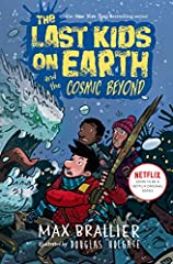 """Soon to be a Netflix Original series!TheNew York TimesandUSA Todaybestselling series, with over two million copies in print!""""Terrifyingly fun! Delivers big thrills and even bigger laughs.""""--Jeff Kinney, author of the #1New York Timesbe..."""