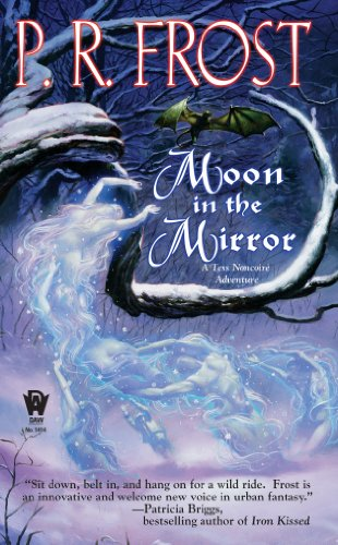 book cover of Moon in the Mirror