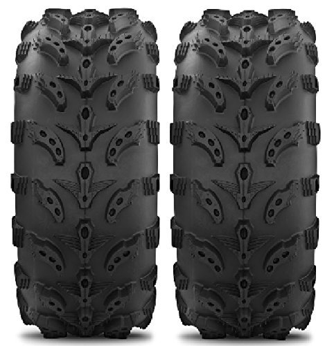 Pair Interco Swamp 25x8 12 Tires