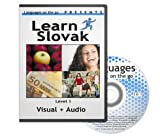 Learn Slovak - Visual Learning System for PC, MAC, Ipod, MP3 Player