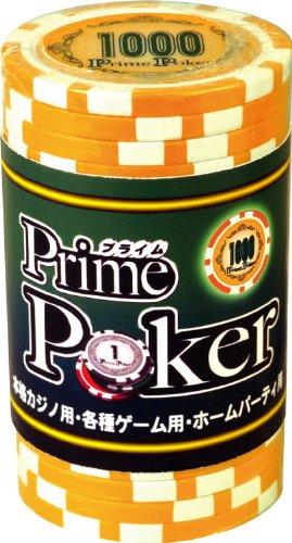 Fichas de poker Prime 1000 (jap?n importaci?n) GP
