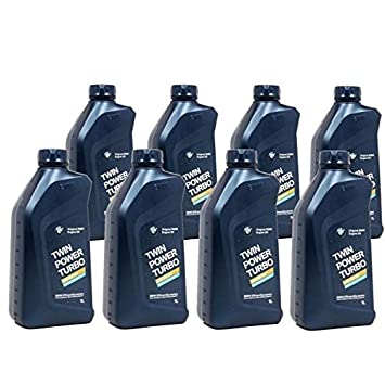 BMW 83 21 2 365 926 - 8 Twin Power Turbo LL - Aceite de 14 0 W de 20 (8 x 1 l): Amazon.es: Coche y moto
