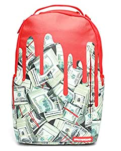 Money Drips Backpack (Unisex)