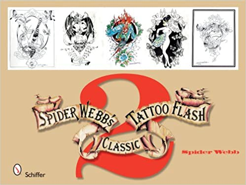 Ebooks gratuits en ligne pdf downloadSpider Webb's Classic Tattoo Flash 2 (Bk.2) MOBI
