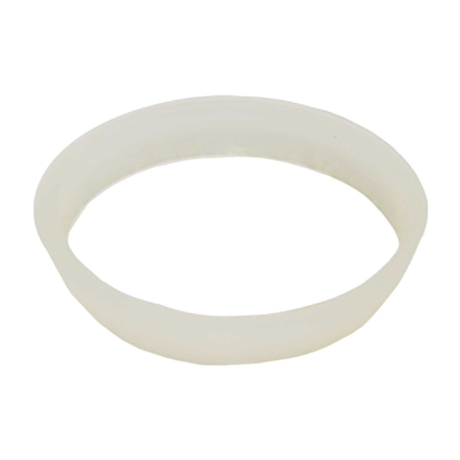 LASCO 02-2282D 1-1/2-Inch Plastic Beveled Slip Joint Washer, Standard Thickness, 100-Pack