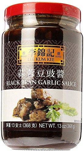 Lee Kum Kee Lkk Black Bean Garlic Sauce 13 Ounce (pack of 2)