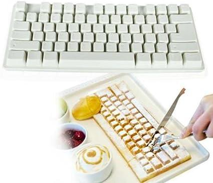 Teclado para tartas mold-nacola Sugarcraft DIY 3d teclado ...