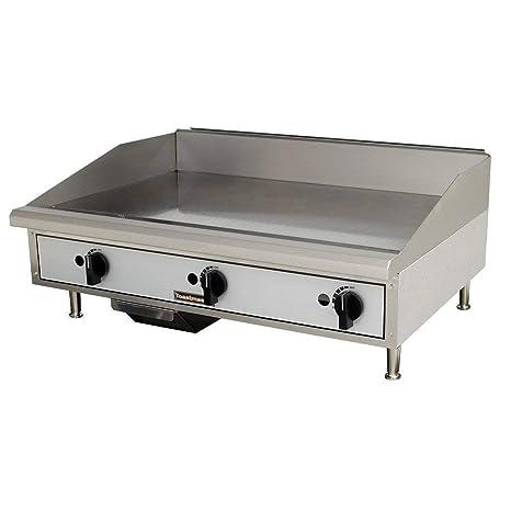 Amazon.com: toastmaster tmgt36 Control Termostático Plancha ...
