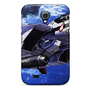 For Galaxy S4 Protector Case Jet Fighter Phone Cover