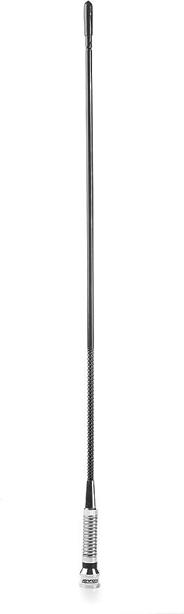 Jetfon M-1100 Antena móvil de CB/27 de fácil Montaje, de 710 mm