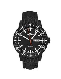 Fortis Official Cosmonauts Monolith Automatic Men's Swiss Watch 647.18.31 LP