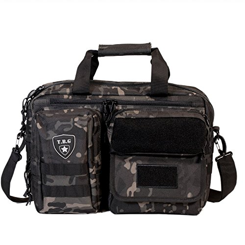 Tactical Baby Gear Deuce 2.0 Tactical Diaper Bag (Black Camo) from Tactical Baby Gear