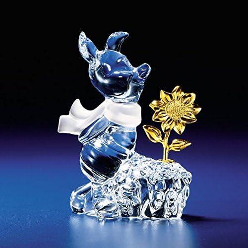 Lenox Full Lead Crystal Piglet